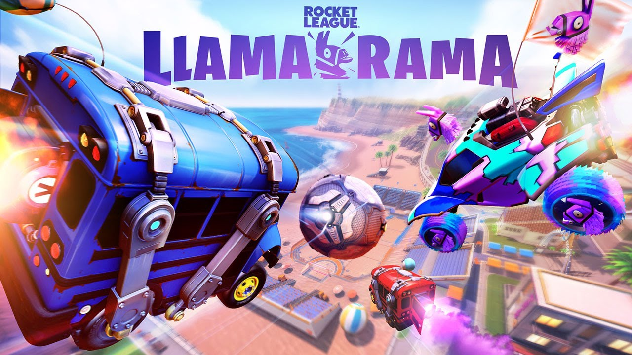 Fortnite Llama-Rama Rocket League Challenges – How Can You Complete Them?